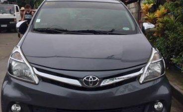 Selling Grey Toyota Avanza 2015 in Manila