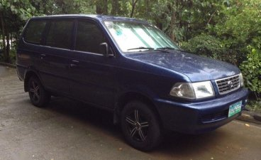 Selling Blue Toyota Revo 2002 in Bacoor