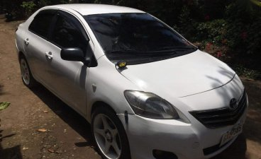 Selling White Toyota Vios 2009 in Zamboanga