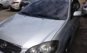 Silver Toyota Corolla altis 2006 for sale in Pasig City