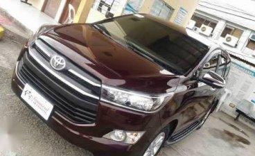 Sell Brown 2020 Toyota Innova in Manila