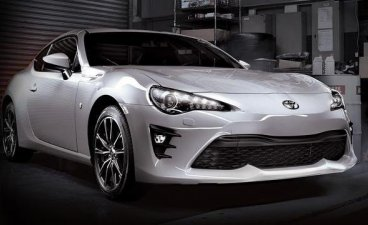 Silver Toyota 86 for sale in Toyota Global City