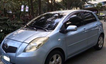 Sell Blue 2009 Toyota Yaris in Manila