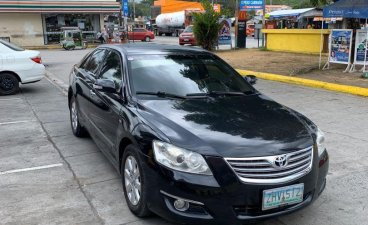 Black Toyota Camry 2007 for sale in Tiaong