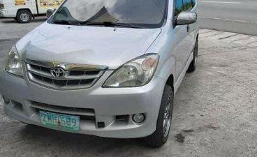 Selling Silver Toyota Avanza 2007 in Rizal