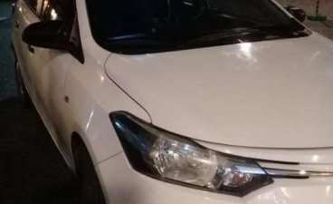 White Toyota Vios 2007 for sale in Quezon