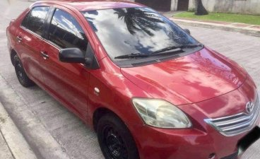 Sell Red 2007 Toyota Vios in Quezon City