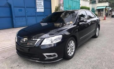 Sell Black 2010 Toyota Camry in Banawe