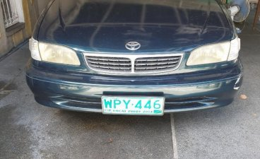 Blue Toyota Corolla 2000 for sale in Cainta