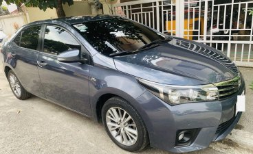 Sell Grey 2015 Toyota Corolla Altis in Cainta