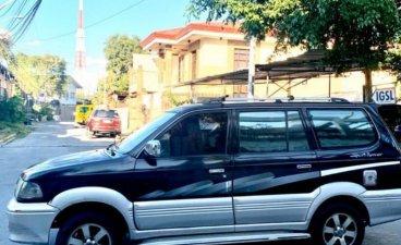 Black Toyota Revo 2001 for sale in Quezon City