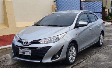 Selling Silver Toyota Vios 2019 in Parañaque