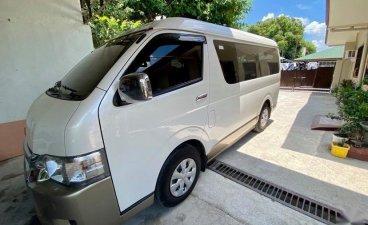 Sell Pearl White 2017 Toyota Grandia in Bamban