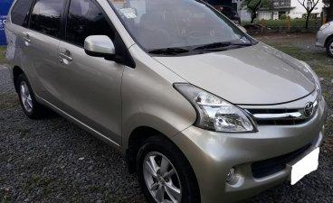 Sell Grey 2015 Toyota Avanza SUV / MPV in Muntinlupa