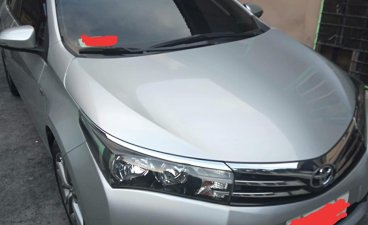 Silver Toyota Corolla 2015 SUV / MPV for sale in Quezon City