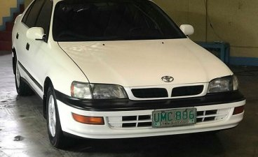 White Toyota Corona 1996 Sedan for sale in Antipolo