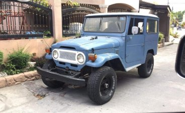 Sell Blue 1978 Toyota Land Cruiser in San Fernando