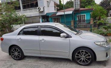Silver Toyota Corolla altis 2013 for sale in Valenzuela