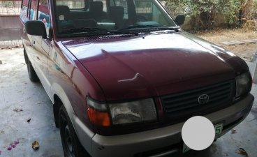Red Toyota Revo 2000 for sale in Katipunan Avenue