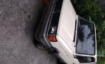 Selling White Toyota Tamaraw 1995 in Batangas