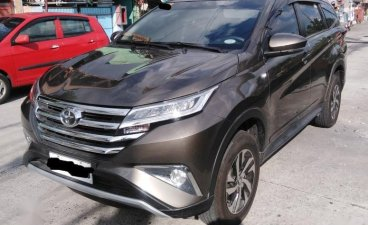 Brown Toyota Rush 2019 for sale in Manila