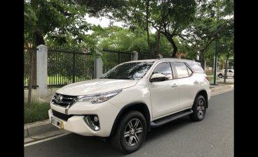 White Toyota Fortuner 2019 SUV / MPV for sale in Manila