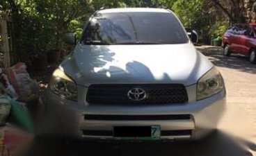 Sell Silver 2007 Toyota Rav4 in Alabang Town Center
