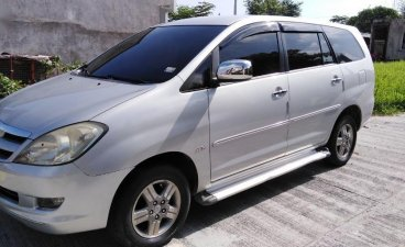 Selling Silver Toyota Innova 2007 in Cabuyao City