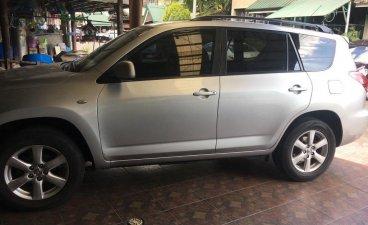 Silver Toyota Rav4 2008 for sale in Manila