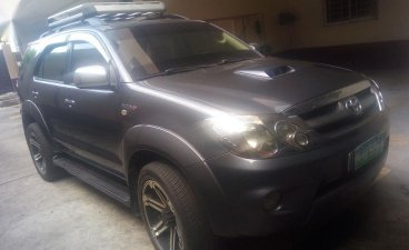 Sell Grey 2006 Toyota Fortuner in Quezon City