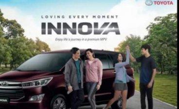 Selling Toyota Innova 2020 in San Jose del Monte