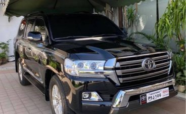 Black Toyota Land Cruiser 2020 for sale in Manila