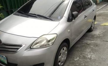 Silver Toyota Vios 2010 for sale in Quezon City