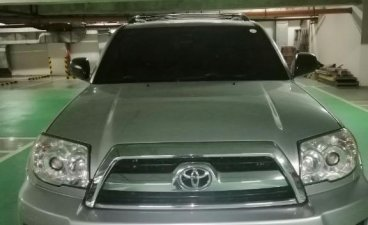 Selling Silver Toyota 4Runner 2007 in Manila