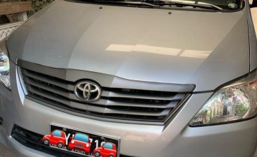 Silver Toyota Innova 2015 for sale in Pasig City