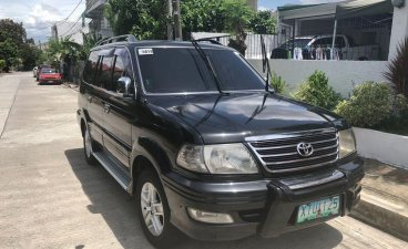 Selling Black Toyota Revo 2005 in Manila