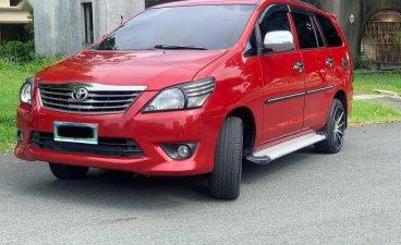 Selling Purple Toyota Innova 0 in Manila