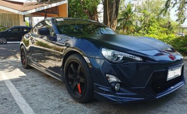 Sell Black 2016 Toyota 86 in Manila