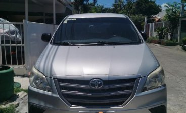 Sell Silver 2015 Toyota Innova in Las Pinas