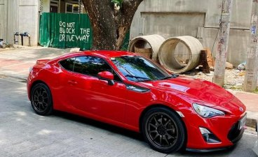 Sell Red 2014 Toyota 86 in Bacoor