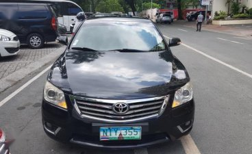 Black Toyota Camry 2010 for sale in Manila