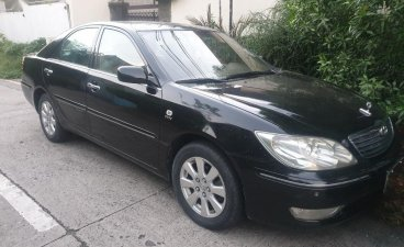 Selling Black Toyota Camry 2005 in Caloocan City