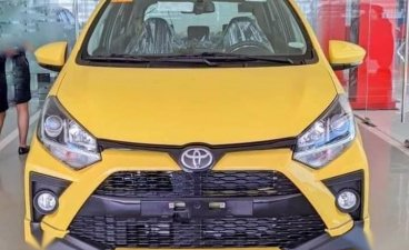 Yellow Toyota Wigo 2020 for sale in Caloocan City