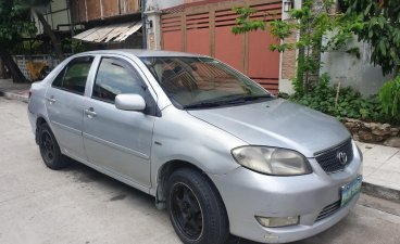 Sell Silver 2005 Toyota Vios in Caloocan City