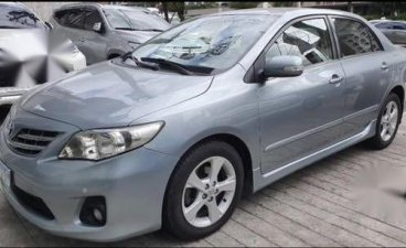 Sell Grey 2011 Toyota Corolla altis in Paranaque City