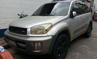 Selling Silver Toyota Rav4 2002 in Santol