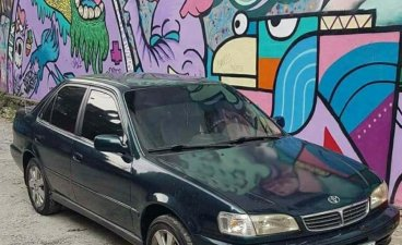 Sell Black 2000 Toyota Corolla in Cainta