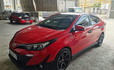 Red Toyota Vios 2020 for sale in Manila