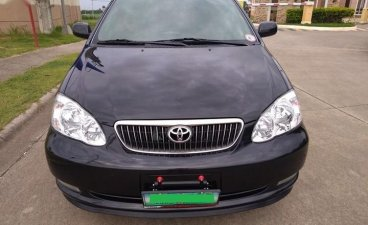 Sell Black 2007 Toyota Corolla Altis in Calamba City