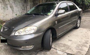 Sell Grey 2006 Toyota Corolla Altis in Quezon City